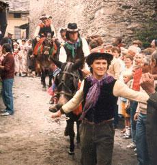 La Chanal, festa patronala d'Sant Lorenç
