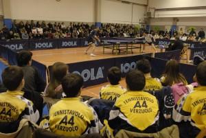 Tennis tavolo a Verzuolo