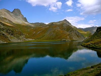 Lago Blu e lago Nero