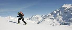 SkiAlprace a Sampeyre