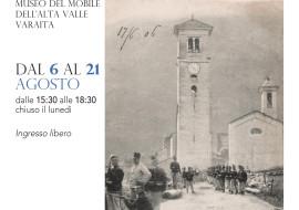 """Museo del Mobile: mostra """"Il Novecento nella cartolina italiana"""""""