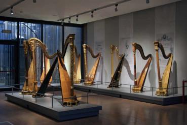 Museo dell'arpa Victor Salvi di Piasco