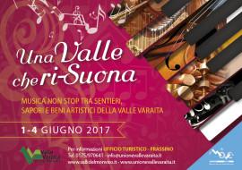 Una valle che ri-suona! 1- 4 giugno 2017