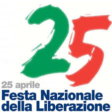 Festeggiamenti per il 72° anniversario della liberazione