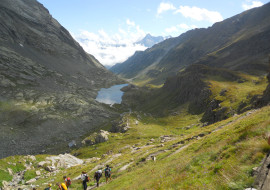 WhatsAlp: in cammino da Vienna a Nizza passando in Valle Varaita