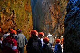 Visita alle cave di alabastro di Busca