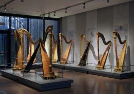 Giovedì d'arte con la Salvi Harps di Piasco