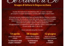 Se trobar d'Oc -incontri alla scoperta della letteratura occitana