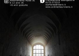 Staffarda, visite guidate ai dormitori dei monaci