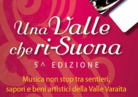 Una valle che ri-suona a Piasco e Venasca-Frassino