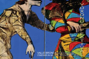 Voxonus Valle Bronda 2018