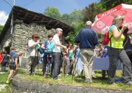 I fourn te parloun a Casteldelfino – passeggiata gastronomica a tappe