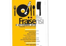 Fraisensi:cibo, musica, montagna all'Isola di Frassino