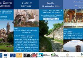 Giornate Europee del Patrimonio – Revello
