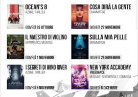 Rassegna cinematografica a Piasco