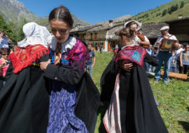 Danze occitane a Rossana