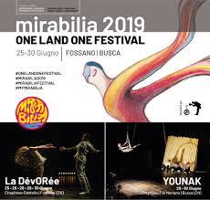 Mirabilia a Busca – One land One festival