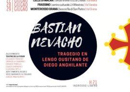 Spettacolo teatrale Bastian Nevacho