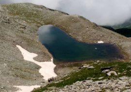 Escursione al Lago Reisassa, il lago a forma di cuore