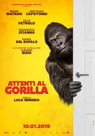 """film : """"ATTENTI AL GORILLA """""""