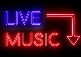MUSICA LIVE