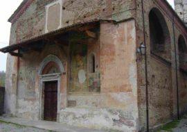 Apertura dell'antica Parrocchiale alla Villa di Verzuolo