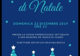 Concerto di Natale a Isasca