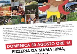 Appuntamento da Mama Irma a Rossana per giocare con Pluf, simpatico folletto
