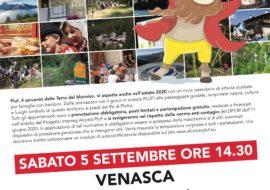 Escursione per bambini e famiglie a Venasca