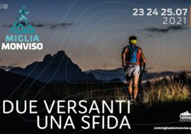 100 miglia Monviso – gara di corsa in montagna