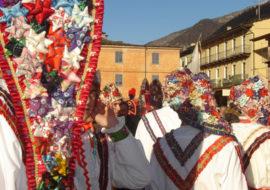 Spiriti d'inverno presso Segnavia a Brossasco