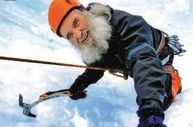 "Proiezione film ""L'alpinista"""
