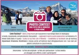 Photo contest, Una foto con il Monviso a Pian Muné: la premiazione