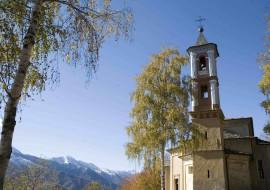 Escursione al santuario di Madonna della Betulla (1168m)