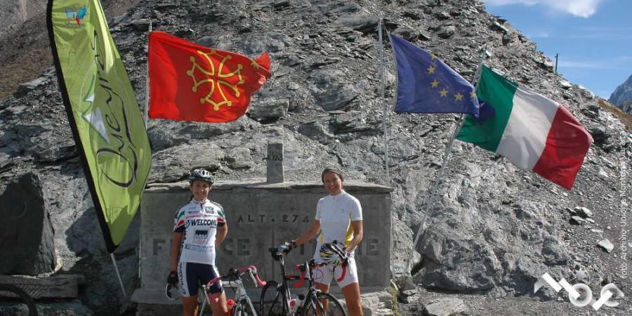 l'Agnel 2744 – Ascension à vélo au mytique Col Agnel