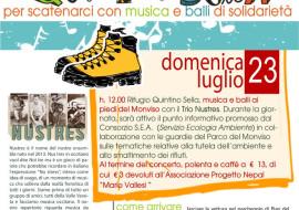 Musica e balli al Quintino Sella