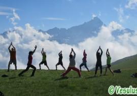 Giro Monviso Yoga