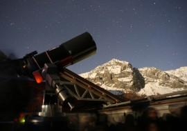 Apertura Osservatorio astronomico di Bellino