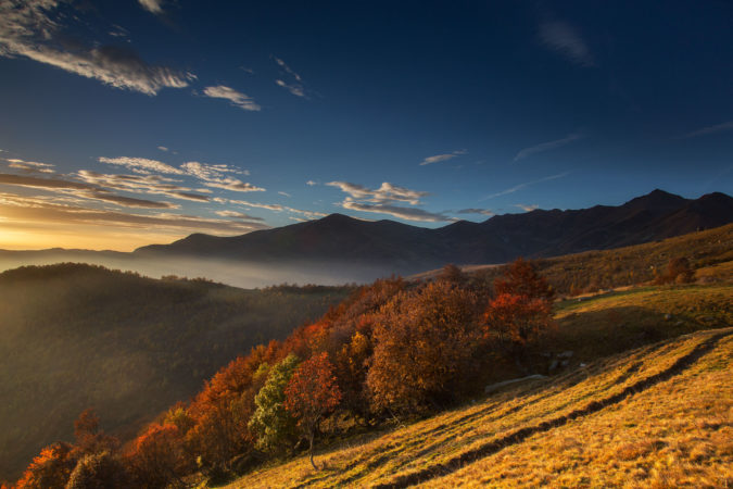 Menù d'autunno in Valle Varaita