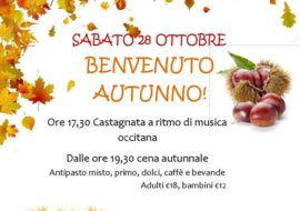 Benvenuto autunno!