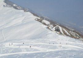 Fitwalking cross sulla neve