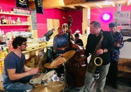 Dante's Jazz friends