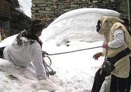 I lops, un carnevale alpino