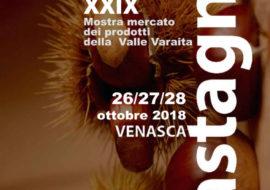 La castagna a Venasca -XXIX edizione