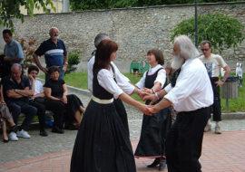 Musica occitana a Rossana