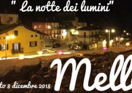 La notte dei lumini a Melle