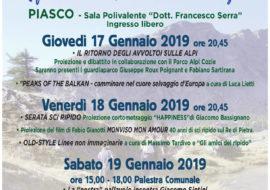 7^ edizione Montagne Nostre a Piasco