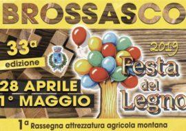 33^ Festa del Legno a Brossasco