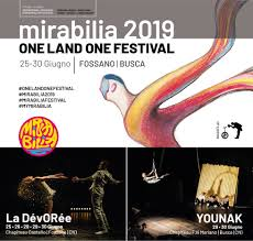 Mirabilia a Busca – ONE LAND ONE FESTIVAL