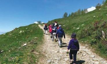 La Settimana del turista in Valle Po